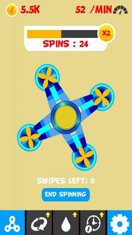 Fidget Spinner Without Ads Amazebaba